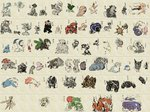 absol absurd_res altaria ambiguous_gender anorith anthro armaldo asian_mythology baby_pokémon bagon baltoy banette barboach beldum cacnea cacturne camerupt castform chimecho clamperl claydol cloud corphish cradily crawdaunt deoxys dusclops duskull east_asian_mythology fangs feebas flygon fossil_pokémon glalie gorebyss groudon group grumpig hi_res huntail japanese_mythology japanese_text jirachi kecleon kyogre latias latios legendary_pokémon lileep lunatone luvdisc metagross metang milotic mythology nightmare_fuel nintendo nojoh numel pokémon pokémon_(species) rayquaza red_eyes regice regirock registeel relicanth salamence sealeo seviper shelgon shuppet snorunt solrock spheal spinda spoink swablu text torkoal trapinch tropius ukiyo-e vibrava video_games walrein whiscash wynaut zangoose