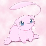 ambiguous_gender blue_eyes bluesapphir blush chubby cute legendary_pokémon long_tail mew nintendo panting pokémon solo tears video_games   Rating: Safe  Score: 6  User: Neitsuke  Date: August 05, 2012