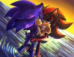 2015 angelofhapiness anthro butt butt_grab clothing duo half-closed_eyes hand_on_butt hedgehog looking_back male male/male mammal partially_submerged shadow_the_hedgehog smile sonic_(series) sonic_(sonic) swimsuit swimsuit_down water wet  Rating: Questionable Score: 5 User: Jugofthat Date: July 10, 2015