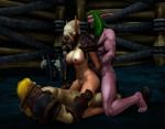 animated anthro barefoot big_breasts blood_elf breasts digital_media_(artwork) double_penetration elf female glowing glowing_eyes group group_sex hair human human_on_anthro humanoid interspecies male male/female mammal mostly_nude night night_elf nipples nude outside penetration pointy_ears primer_(artist) sex threesome video_games warcraft world_of_warcraft  Rating: Explicit Score: 7 User: XxFR0STxX Date: August 22, 2013""