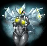 2013 anthro big_breasts blush breasts claws digital_media_(artwork) elpatrixf eyelashes female front_view hi_res kyurem legendary_pokémon looking_at_viewer nintendo nipples nude pokémon pokémorph simple_background solo standing thick_thighs video_games wide_hips yellow_eyes yellow_nipples  Rating: Questionable Score: 1 User: Strongbird Date: May 03, 2016