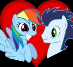 <3 blue_fur blue_hair duo equine female feral friendship_is_magic fur green_eyes hair horse male mammal multicolored_hair my_little_pony pegasus pony purple_eyes rainbow_dash_(mlp) rainbow_hair soarin_(mlp) wings wonderbolts_(mlp)   Rating: Safe  Score: 2  User: GizemYorganci  Date: May 21, 2013