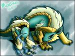 canine capcom mammal manectric merciresolution monster_hunter nintendo pokémon pokémon_(species) video_games zinogre