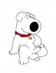 balls brian_griffin canine dog family_guy male mammal penis semi-anthro smile solo  Rating: Explicit Score: 3 User: Rigby'sButt40 Date: April 20, 2016