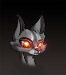 alorix canine demonic_eyes feretta fox fur grey_fur mammal red_eyes silver_fox solo tale_of_tails vix_(feretta)  Rating: Safe Score: 7 User: Alorix Date: November 30, 2015
