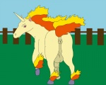 2014 animal_genitalia anus balls butt equine feral hooves horse horsecock looking_at_viewer male mammal nintendo outside penis pokémon rapidash ser_(artist) simple_background solo video_games   Rating: Explicit  Score: 0  User: @Myau_Space☆Hunter  Date: December 26, 2014