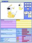2015 alternate_color ambiguous_gender eevee eeveelution fakémon fan_character feral jolteon mammal nintendo open_mouth pitch-black-crow pokémon shiny_pokémon solo spectreon swaleon video_games  Rating: Safe Score: -1 User: Icicle_The_Glaceon Date: December 07, 2015