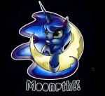 2015 blue_eyes blue_fur blue_hair crescent_moon cute english_text equine female friendship_is_magic fur hair hi_res horn mammal moon my_little_pony neko-me princess_luna_(mlp) solo text tongue tongue_out unicorn   Rating: Safe  Score: 8  User: ultragamer89  Date: May 18, 2015