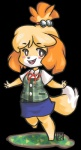 alpha_channel animal_crossing anthro blush canine dog female isabelle_(animal_crossing) kita-angel mammal nintendo plain_background solo transparent_background video_games   Rating: Safe  Score: 0  User: Juni221  Date: March 01, 2014