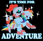2011 alpha_channel armor blue_feathers blue_fur crossover duo equid equine feathered_wings feathers female feral friendship_is_magic fur hair mammal multicolored_hair my_little_pony pterippus purple_eyes rainbow_dash_(mlp) rainbow_hair simple_background spiral_knight spiral_knights tabbykat text three_rings transparent_background wings