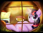 bed carligercarl cookie equine female friendship_is_magic good horn mammal my_little_pony smile solo twilight_sparkle_(mlp) unicorn   Rating: Safe  Score: 10  User: Spenws  Date: January 16, 2014