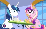 2015 beverage blue_eyes blue_hair couple cutie_mark dm29 duo equine female feral food friendship_is_magic hair horn husband_and_wife male mammal multicolored_hair my_little_pony nom preening princess_cadance_(mlp) purple_eyes shining_armor_(mlp) straw table unicorn winged_unicorn wings  Rating: Safe Score: 10 User: Robinebra Date: September 14, 2015