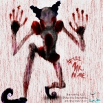 ambiguous_gender blood creepy humanoid looking_at_viewer monster monstrous_humanoid mr._mime nightmare_fuel nintendo pokemonfromhell pokémon simple_background solo video_games white_backgroundRating: QuestionableScore: 6User: VillainousVulpixDate: July 01, 2013