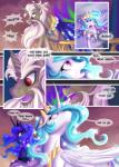 2014 comic dialogue english_text equine falleninthedark female friendship_is_magic horn male mammal my_little_pony princess_celestia_(mlp) princess_luna_(mlp) starswirl_the_bearded_(mlp) text unicorn winged_unicorn wings  Rating: Safe Score: 5 User: Robinebra Date: November 28, 2014