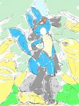 kakuna lucario nintendo pokémon tagme video_games  Rating: Questionable Score: 3 User: mamire Date: August 31, 2015