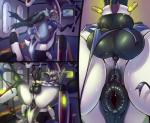 anus balls breasts butt claws comic cum cum_on_self cumshot double_anus ejaculation fucked_silly fucking_machine glowing glowing_eyes growth hands_behind_head happy happy_sex herm intersex kangaroo knot kyra_(greyshores) lagomorph machine mammal marsupial multi_anus orgasm penetrable_sex_toy puffy_anus pussy pussy_juice raised_leg rajii sex sex_toy solo spread_legs spreading toe_clawsRating: ExplicitScore: 52User: duefffDate: February 08, 2018