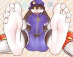 2016 5_toes anthro big_feet clothing foot_focus footwear fur hypnosis klonoa klonoa_(series) male mind_control sebafox shoes solo swirls toes zipper  Rating: Safe Score: 11 User: Dudeman147 Date: February 12, 2016