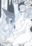 breasts butt domination female female_domination group hi_res league_of_legends lissandra mad-project male nude penis sejuani video_games  Rating: Explicit Score: 0 User: my_bad_english Date: October 24, 2015