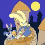 ambiguous_gender bat boots bow castle clothing female footwear kunedon lagomorph magical_castle mammal moon rabbit robe scarf solitaRating: SafeScore: 0User: CHRDNDate: March 29, 2017