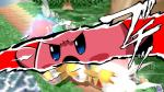 16:9 2019 alien ambiguous_gender angry anthro atlus avian bird close-up clothed clothing crossover flower gloves glowing glowing_eyes hammer handwear hi_res japanese_text king king_dedede kirby kirby_(series) mediamaster_127 megami_tensei megami_tensei_persona nintendo not_furry_focus open_mouth penguin plant red_background royalty simple_background solo super_smash_bros. super_smash_bros._ultimate text tools tree video_games waddling_head yellow_eyesRating: SafeScore: 1User: JapesDate: August 17, 2019