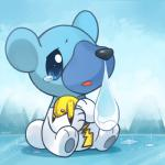 ambiguous_gender blue_eyes cubchoo huiro ice mammal nintendo pikachu plushie pokémon rodent snot solo tears video_games  Rating: Safe Score: 5 User: slyroon Date: September 04, 2014