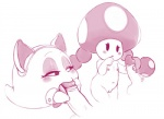 animal_ears blush boo cat_ears disembodied_penis fellatio female flat_chested ghost interspecies lahla male male/female mario_bros nintendo nipples oral penis pussy sex sketch spirit toadette video_games whatsalewd   Rating: Explicit  Score: 7  User: MahBucket  Date: May 24, 2015