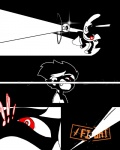 <3 asriel_dreemurr caprine chara_(undertale) comic fatz_geronimo_(artist) fur goat horn human knife magic mammal monster protagonist_(undertale) undertale video_games  Rating: Safe Score: 2 User: MistaMarluxiaXIII Date: October 08, 2015