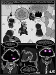 anthro bluebean comic drillbur eeveelution espeon excadrill garden_of_eden hi_res monochrome nintendo pokémon serperior video_gamesRating: SafeScore: 1User: bluebeanmewDate: April 13, 2017