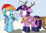 2014 cute cutie_mark duo english_text equine female feral friendship_is_magic hair holly_(plant) horn mammal mistydash my_little_pony pegasus plant rainbow_dash_(mlp) text twilight_sparkle_(mlp) winged_unicorn wings  Rating: Safe Score: 18 User: Robinebra Date: November 17, 2014