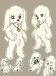 anthro anus balls barefoot bottomless canine clothed clothing cub digital_media_(artwork) dog doraemon feral half-dressed looking_at_viewer looking_away lying male mammal manmosu_marimo multiple_images multiple_poses on_side one_leg_up opencanvas peko pendant pose presenting presenting_anus sheath sitting smile solo spread_legs spreading vest young  Rating: Explicit Score: 7 User: Circeus Date: October 14, 2015
