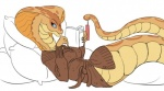 alien breasts clothed clothing cobra female naga red_eyes reptile scalie siansaar snake solo source_request video_games  Rating: Safe Score: 14 User: SwiftNimblefoot Date: January 15, 2016