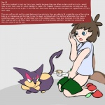 being_watched bestiality confusion female feral flabébé human interspecies jellymouse male mammal nintendo penetration pokémon pokémon_(species) poképhilia purrloin sex size_difference vaginal video_games young