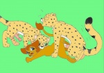 anus cheetah cub feline female forced group lion male mammal mike_sherman penis pussy rape sex young  Rating: Explicit Score: 1 User: treos Date: May 31, 2015