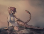 breasts cheetah feline female fionafortunecookie looking_at_viewer mammal nipples nude pussy solo   Rating: Explicit  Score: 7  User: snowblind  Date: April 21, 2015