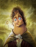 anthony_geoffroy blue_eyes frodo_baggins hobbit lord_of_the_rings male necklace nightmare_fuel not_furry ring solo what   Rating: Safe  Score: 0  User: ktkr  Date: June 02, 2010