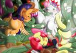 anus apple_bloom_(mlp) clitoris crossover cutie_mark_crusaders_(mlp) equine female final_fantasy forced friendship_is_magic group horn horse mammal my_little_pony navanastra pony pussy rape scootaloo_(mlp) sex sweetie_belle_(mlp) tentacle_rape tentacles unicorn video_games  Rating: Explicit Score: 13 User: Navanastra Date: August 22, 2015