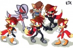angry bladetigerx blue_eyes brown_hair canine female fiona_fox fox glowing_eyes hair hair_bow machine mechanical nervous plain_background ponytail red_eyes robot runhurd sega sonic_(series) surrounded white_background   Rating: Safe  Score: 0  User: Sods  Date: December 28, 2012