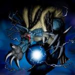 alternate_species blue_fur capcom claws cosmo_(artist) creepy dragon fur looking_at_viewer lucario monster_hunter nightmare_fuel nintendo open_mouth pokémon pokémon_(species) red_eyes scalie toe_claws tongue video_gamesRating: SafeScore: 4User: LoupMouneDate: February 18, 2018