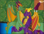 anthro anthrofied cum cum_inside dragon duo fco_1991 female male male/female nude purple_body pussy rider scalie sex spyro spyro_the_dragon spyrozlovecynder video_games  Rating: Explicit Score: 1 User: fco1991 Date: February 25, 2015