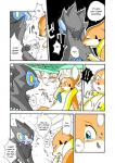 angry blue_eyes comic embarrasing female floatzel forest kemono licking luxray male nintendo outside pokémon tongue tongue_out translated tree unknown_artist video_games yellow_eyes   Rating: Questionable  Score: 1  User: KemonoLover96  Date: March 27, 2015