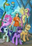 2018 5_fingers amber_eyes applejack_(mlp) asimos beverage blonde_hair blue_eyes blue_feathers building can city clothed clothing cloud collaboration cowboy_hat cutie_mark earth_pony equine eyebrows eyelashes feathered_wings feathers female feral floppy_ears fluttershy_(mlp) flying footwear friendship_is_magic fully_clothed green_eyes green_hair group hair hat hooves horn horse human lexx2dot0 long_hair lyra_heartstrings_(mlp) mammal maytee multicolored_hair my_little_pony newspaper nude open_mouth open_smile outside pants paper pegasus pink_hair pinkie_pie_(mlp) pony purple_eyes purple_hair rainbow_dash_(mlp) rainbow_hair rarity_(mlp) shoes short sky skyscraper smile sneakers soda standing street street_lamp teal_eyes teeth tongue twilight_sparkle_(mlp) two_tone_hair unicorn white_hair wings yellow_feathersRating: SafeScore: 6User: GlimGlamDate: July 19, 2018