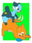 1-upclock anal anal_penetration buizel butt dewott duo erection male male/male mammal mustelid nintendo otter penetration penis pokémon sex simple_background size_difference small_dom_big_sub video_games  Rating: Explicit Score: 8 User: TheHappyAshibe Date: August 22, 2015