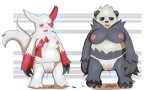 cum feces female fundoshi nintendo pangoro pokémon scat topless underwear unknown_artist video_games what why zangoose   Rating: Explicit  Score: 4  User: whowho  Date: July 24, 2013