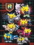 alternate_species archie_(pokemon) cyrus_(pokemon) cyrus_(pokémon) dialga ghetsis_(pokemon) giovanni_(pokemon) golisopod groudon guzma_(pokemon) kyogre legendary_pokémon lysandre_(pokemon) maxie_(pokemon) mewtwo nintendo official_art palkia pikachu pokémon pokémon_(species) reshiram team_aqua team_flare team_galactic team_magma team_plasma team_rocket team_skull unknown_artist video_games xerneas yveltal zekrom