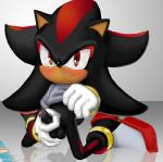 anthro balls black_fur clothed clothing cum fur hedgehog looking_at_viewer male mammal masturbation penis red_eyes sega sex shadow_the_hedgehog shirt solo sonic_(series)   Rating: Explicit  Score: 0  User: ranksgiving  Date: April 18, 2014
