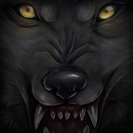angry canine mammal snarling solo teeth velociawesome were werewolf wolf   Rating: Safe  Score: 16  User: Syg  Date: May 16, 2012