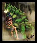 alien anal better_version_at_source cave cub duo forced green_skin human male male/male mammal monster not_furry penis scalie sevintus shota young  Rating: Explicit Score: 1 User: GayLord_SteamSip Date: August 30, 2015