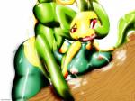 2012 anthro anthrofied arthropod breasts edit female insect lactating leavanny looking_at_viewer mantis nintendo nipples nude open_mouth pokémon pokémorph red_eyes simple_background smile solo sunibee video_games white_backgroundRating: ExplicitScore: 5User: NujiDate: February 05, 2017