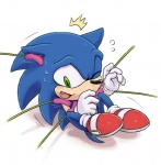 anthro blush hedgehog male mammal monakokko one_eye_closed open_mouth shaking shivering solo sonic_(series) sonic_the_hedgehog tickling  Rating: Safe Score: 1 User: ranksgiving Date: October 21, 2012""