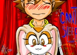 anthro comic cream_the_rabbit cub duo female human lagomorph male mammal monkeyxflash rabbit rodent sonic_(series) sonic_x warm_colors young  Rating: Questionable Score: 7 User: max7238 Date: August 08, 2011